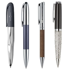 Exklusive Kugelschreiber