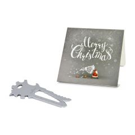 "Werbeartikel ROMINOX – Key Tool Lion ""Merry Christmas"""